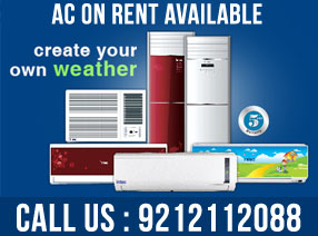 Ac Availabel For Rent In Ghaziabad Noida And East Delhi